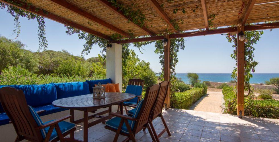 Eden Paradise beach front Plimmiri
