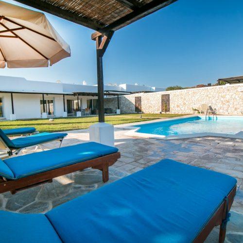 Beautiful poolvilla Olympos near Anthony Quinn bay